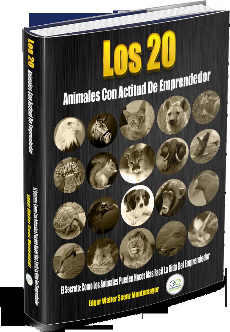 Los 20 animales